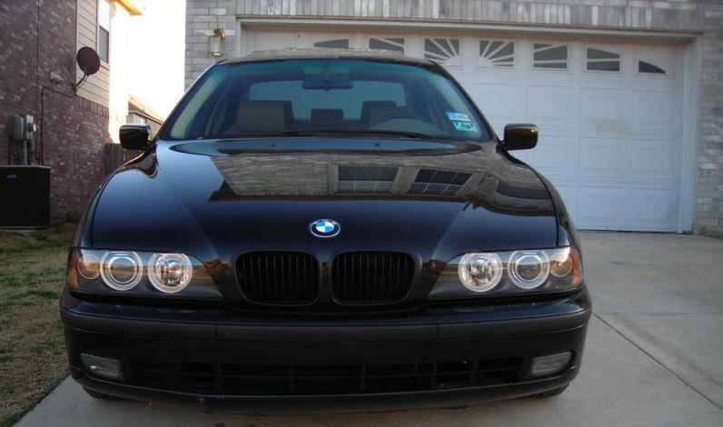 Range Rover Evoque >> Central Grilles Kidney Grilles BMW E39 5 Series (1997-2003 ...