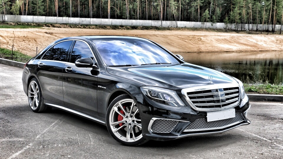 Body Kit Mercedes Benz W222 S Class 2013 Up S63 Amg