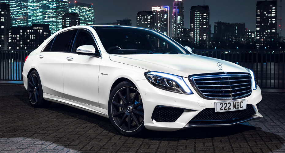 Body Kit Mercedes Benz W222 S Class 2013 Up S63 Amg Style
