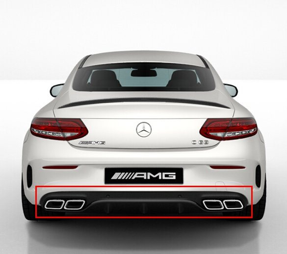Lease Mercedes Benz: C-Class Coupe C205 And Cabriolet