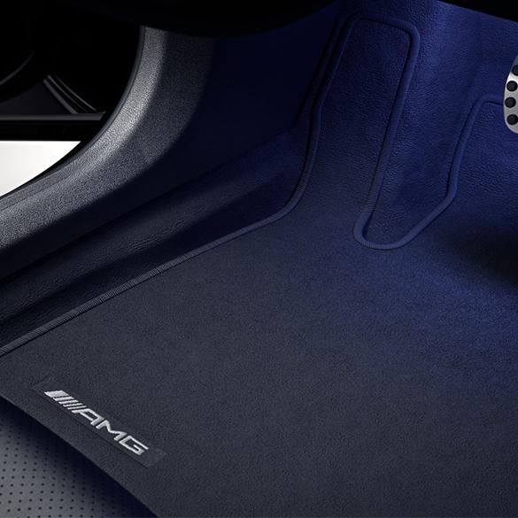 AMG floor mats E-Class W213 / S213 genuine Mercedes-Benz