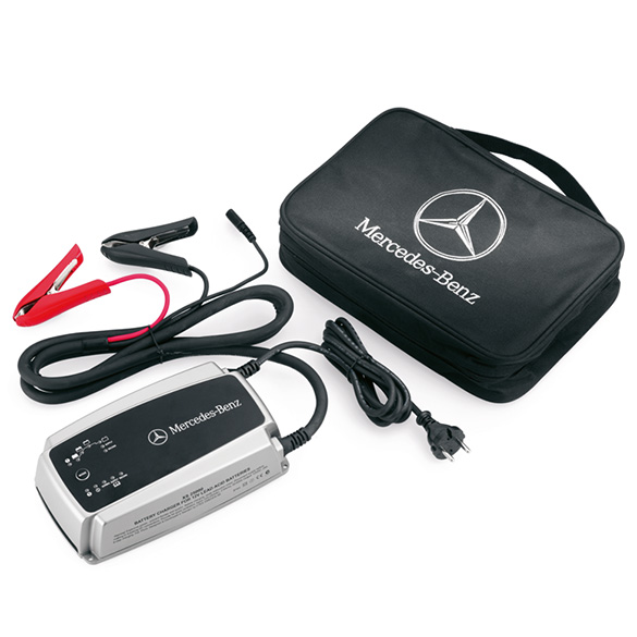 Battery Charger With Trickle Charge Function 25a Genuine Mercedes Benz Return To Previous Page Zoom Images