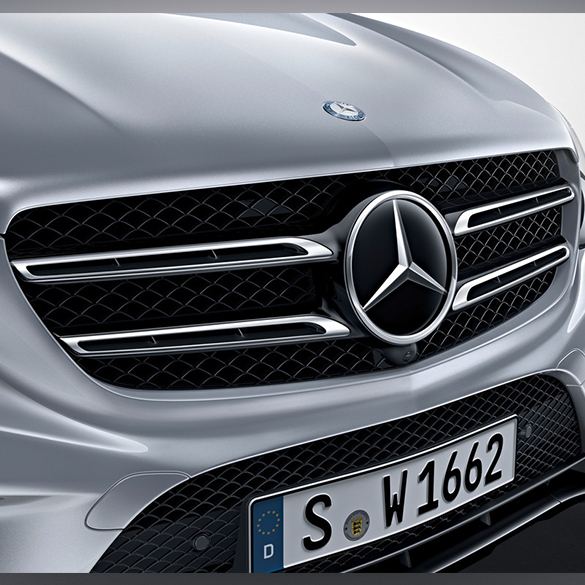 for aluminium pegasus hamann grill benz mercedes g in front product class