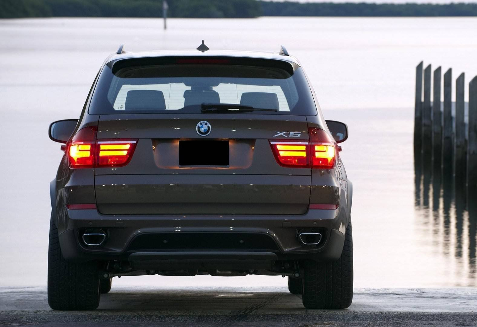 Bmw X5 E70 07 10 Led Taillights Light Bar Lci Facelift Look Red Rear Audi A5 To Tail Lights Adaptor Wiring Automotive Set Return Previous Page Zoom Images