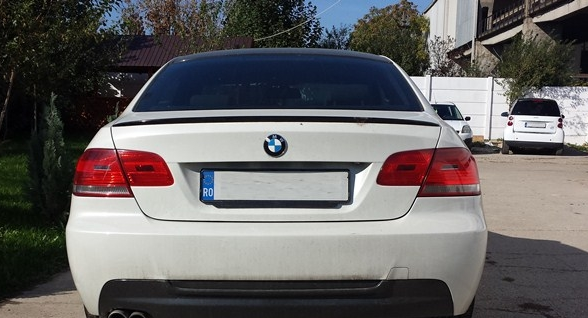 Trunk Spoiler Bmw 3 Series E92 E93 06 12 Coupe Cabrio M3 Design